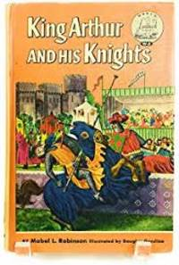 King Arthur and his Knights (Landmark 5)