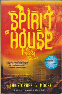 image of Spirit House: A Vincent Calvino Crime Novel (Vincent Calvino, 1)