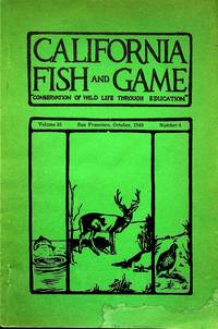 California Fish and Game Volume 35 No 4 October 1949