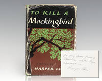 To Kill a Mockingbird. Original Harper Lee Drawing, Painting and Letter Collection.
