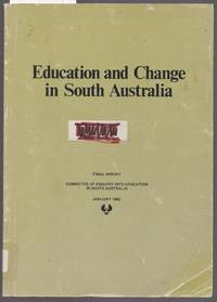 Education and Change in South Australia