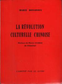 La revolution culturelle chinoise