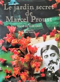 image of Le jardin secret de Marcel Proust