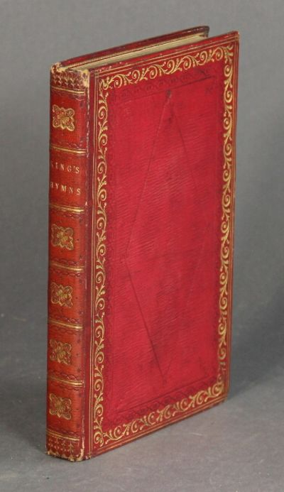 London: printed by T. Bensley for J. White, 1808. 8vo, pp. viii, 256; contemporary red straight-grai...