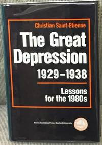 image of The Great Depression 1929-1938, Lessons for the 1980s