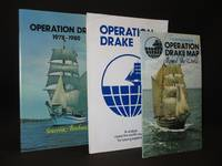 Operation Drake, Round the World (Prospectus) / Operation Drake Map /Operation Drake 1978-1980 Souvenir Brochure: (Precursor to Operation Raleigh/Raleigh International) [SIGNED]