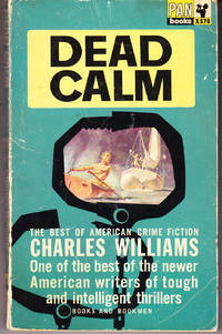 Dead Calm by  Charles Williams - 1st Printing - 1966 - from John Thompson and Biblio.com