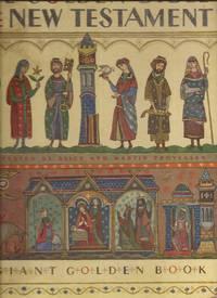The Golden Bible for Children: The New Testament (A Giant Golden Book, )