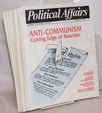 image of Political affairs, theoretical journal of the Communist Party, USA. Vol. 68, no. 1, January, 1989 nos. 9_10, Sep-Dec, 1989