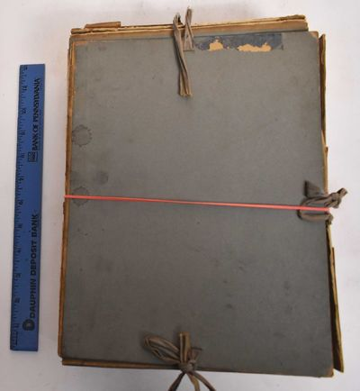Paris: Loys Delteil et Marice Garrec, 1925. Hardbound. VG-, slip case is poor; ex art library copy w...