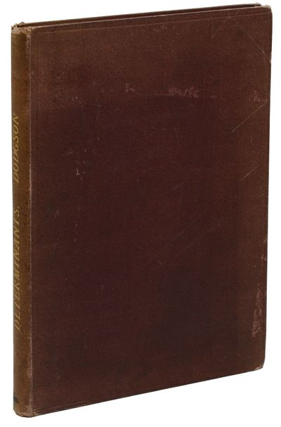 London: Macmillan and Co, 1867. First Edition. Very Good. First edition, first printing. Bound in pu...
