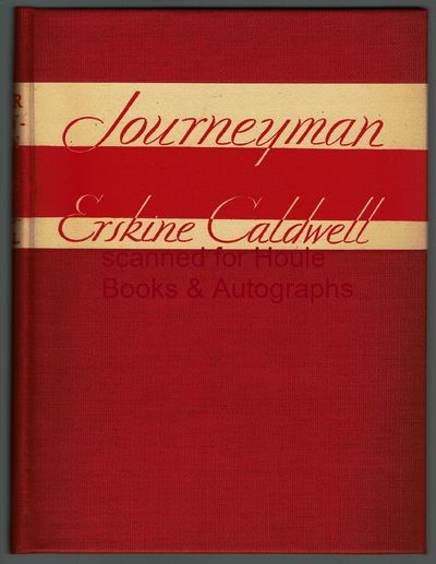 First edition. Octavo. Limited to 1,475 copies, this is no. 819. Full original red cloth with wide p...
