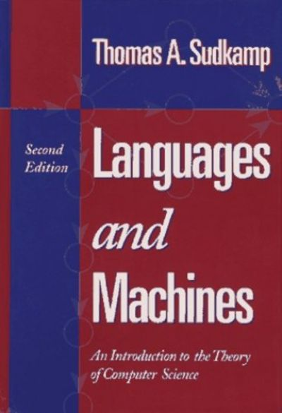 9780201821369 - Languages and Machines An Introduction to the Theory