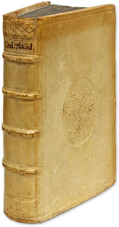 1528. Paris, 1550. Paris, 1550. A Scarce Critical Edition of the Codex Theodosianus Theodosius II , ...