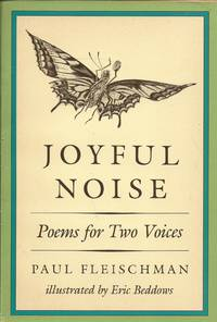 image of Joyful Noise: Poems for Two Voices