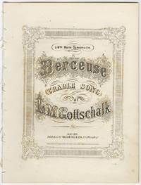 [D-20]. Berceuse (Cradle Song)