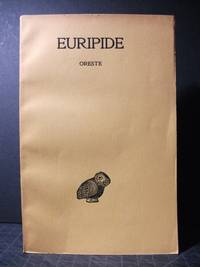 Euripide Vol. VI Oreste