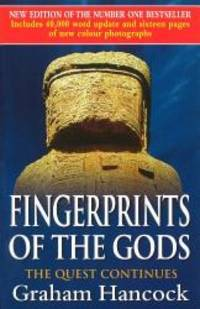 image of Fingerprints of the Gods: The Quest Continues