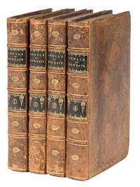 The Annals of Newgate; Or, Malefactors Register. 4 Vols. 1776. Plates