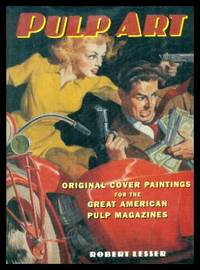 image of PULP ART - Original Cover Paintings for the Great American Pulp Magazines