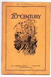 The Twentieth Century, November 1932