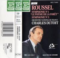 Symphonies Nos. 1 and 3 [AUDIO CASSETTE]
