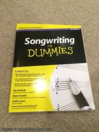 songwriting for dummies 2nd edition pdf