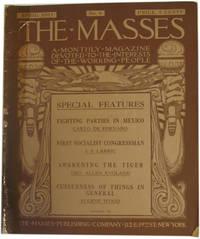 The Masses. Vol. 1, No. 4. April 1911.
