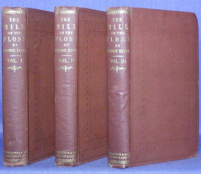 1860. In Three Volumes. Edinburgh and London: William Blackwood and Sons, 1860. 16 pp Vol III undate...