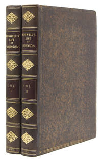 The Life of Samuel Johnson, LL.D ... in Two Volumes