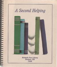 image of A Second Helping; Richards Free Library Cookbook