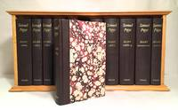 The Diary of Samuel Pepys 11 Volumes with Oak Case