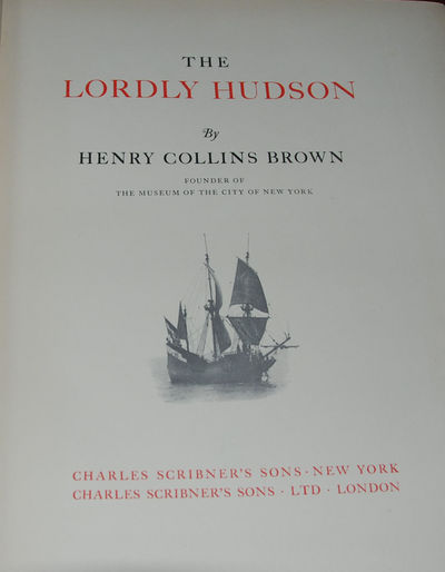 NY: Charles Scribner's Sons, 1937. First Edition. Folio, pp. 319, Printed on laid paper, untrimmed. ...
