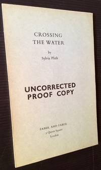 image of Crossing the Water (Uncorrected Proof Copy)