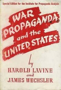 War Propaganda and the United States