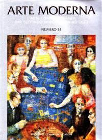 N. 34. L'arte contemporanea dal secondo dopoguerra ad oggi