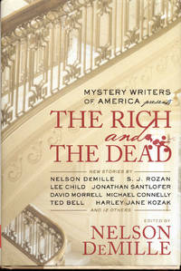 image of Mystery Writers of America Presents the Rich and the Dead