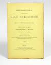 View Image 7 of 7 for Über die mechanische Bedeutung des zweiten Hauptsatzes der Wärmetheorie (1866). WITH: Studien übe... Inventory #2281