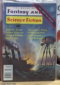 Fantasy and Science Fiction; Volume 54, Number 4, April 1978