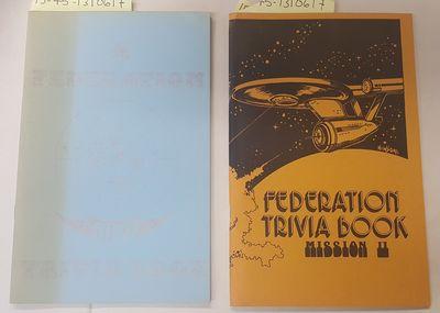 Houston: Pat H. Mooney & W.T. Mooney, 1977. Booklet set; VG/Wraps; staples on spine, one orange, sec...