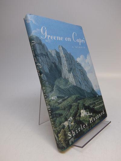 New York: Farrar Straus & Giroux, 2000. First. hardcover. very good(+)/very good(+). Illustrated. 15...