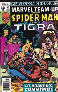 Marvel Team-Up Featuring Spider-Man and Tigra Vol. 1 #67