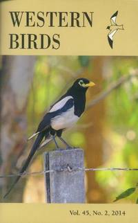 image of Western Birds: Vol. 45, No. 2, 2014 (Quarterly Journal of Western Field Ornithologists