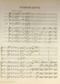 Werke: Works; Reihe 4, Die sieben letzten Worte unseres Erlosers am Kreuze, Orchesterfassung (1785)