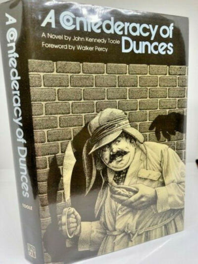A CONFEDERACY OF DUNCES 1ST edition...