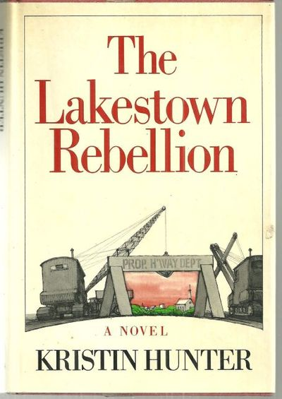 LAKESTOWN REBELLION, Hunter, Kristin