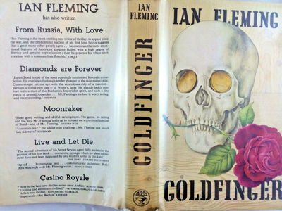 GOLDFINGER FIRST EDITION FIRST ISSUE