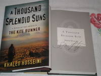 image of A Thousand Splendid Suns: Signed