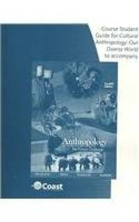 image of Telecourse Study Guide (Cultural Anthropology: Our Diverse World) for Haviland/Prins/Walrath?s Cultural Anthropology: The Human Challenge, 12th