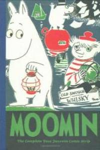 image of Moomin: The Complete Tove Jansson Comic Strip - Book Three (Bk. 3)